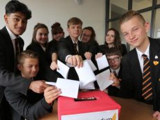 Too young to vote, but Poole pupils can have their say on the EU Referendum