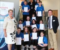 Students graduate from inspirational JET programme