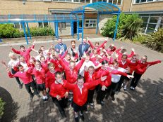 New school partnership celebrates a year of success