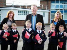 Triple Honours for Ambitions Academies Trust