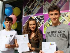 Talented students shine in their GCSEs