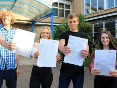 GCSE results increase across the board